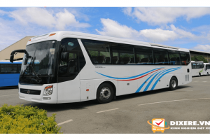 Top xe khách uy tín từ bến xe Giáp Bát về Thái Bình