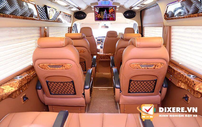 Limousine Ninh Quỳnh đi Lạng Sơn