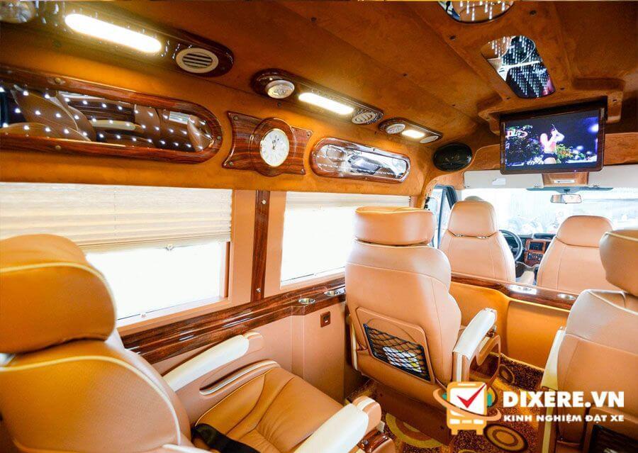 Xe Limousine Ninh Quỳnh đi Hạ Long