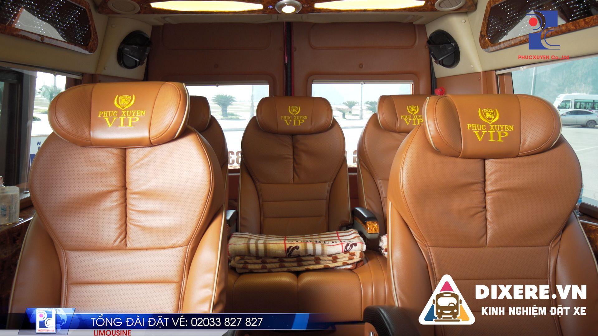 Xe Limousine Phúc Xuyên