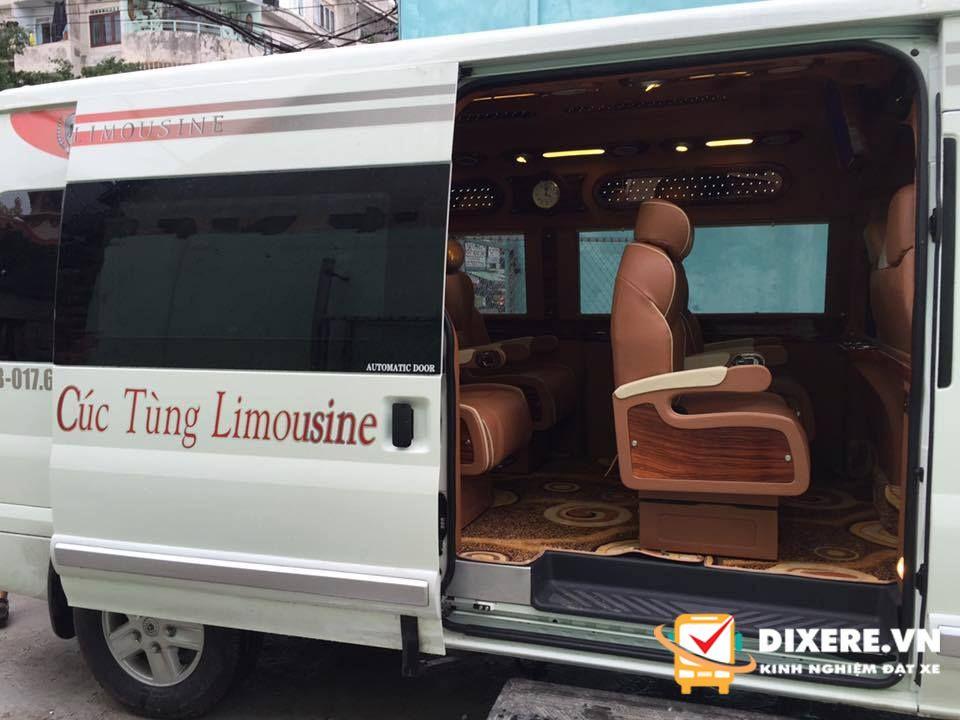 Xe Limousine lên Đà Lạt