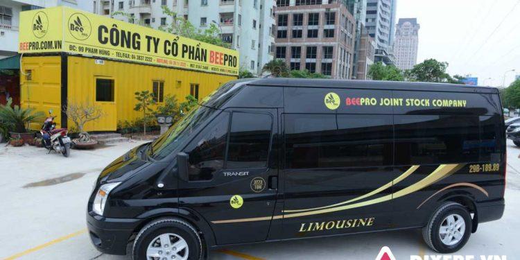 +13 Xe Hà Nội Hải Phòng – Limousine VIP Đón Trả Tận Nơi