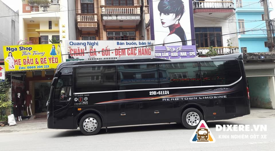 Bus Limousine Hanoi Hà Giang