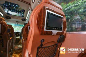 Xe limousine đi từ Hà Nội về Hải Phòng nên chọn nhà xe nào