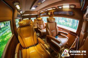 2 nhà xe Limousine Sapa tốt nhất – Cẩm nang đặt xe limousine