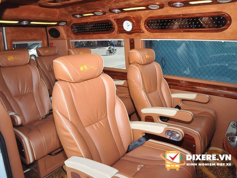 Xe Limousine Hà Nội đi Vinh