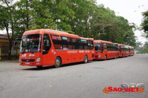 Nhà xe Sao Việt | Lái Xe An Toàn – Dịch Vụ Hoàn Hảo