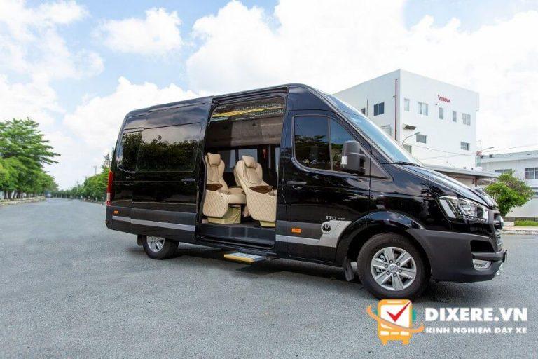 Xe Limousine Hà Nội - Thanh Hóa