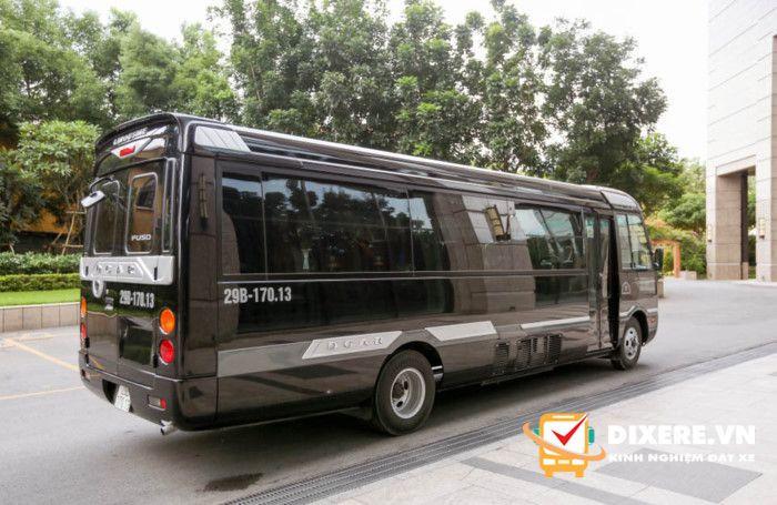 Cho Thue Xe Du Lich Limousine Tu 7 9 16 29 Cho Tai Tp Hcm 4 5