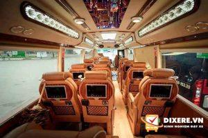 Dịch vụ thuê xe limousine 16 chỗ hà nội rất đáng để lựa chọn