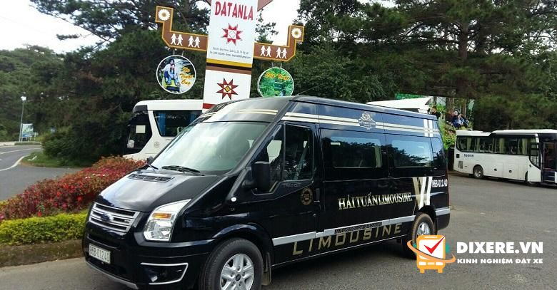 Xe Limousine từ Vũng Tàu Đi Đà Lạt