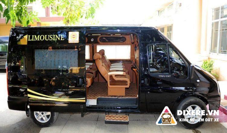 Xe Limousine Hà Nội đi Quảng Ninh