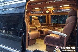 Xe Limousine Cam Ranh đi Đà Lạt nên chọn nhà xe nào?