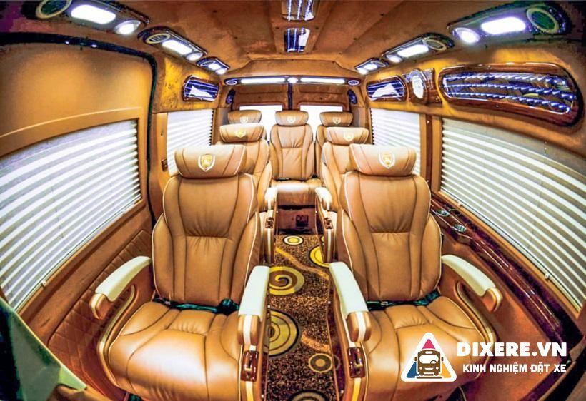 xe limousine quảng ninh thái bình