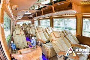 Xe Limousine Móng Cái Hải Phòng – Nên đi xe Limousine hay xe khách?