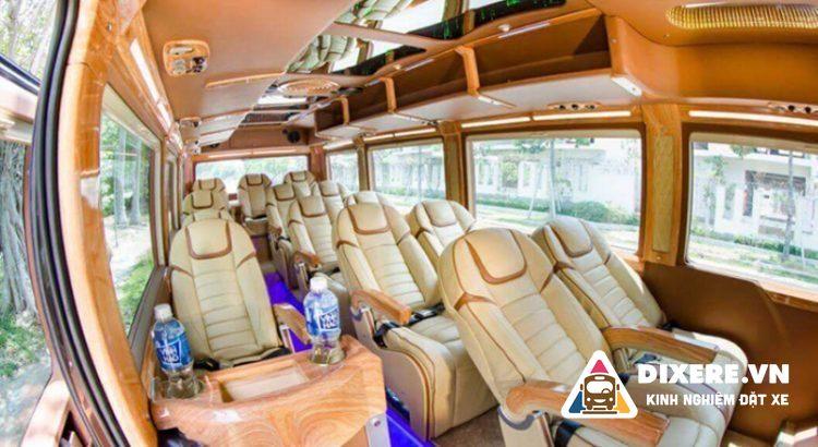 Xe Limousine Móng Cái Hải Phòng