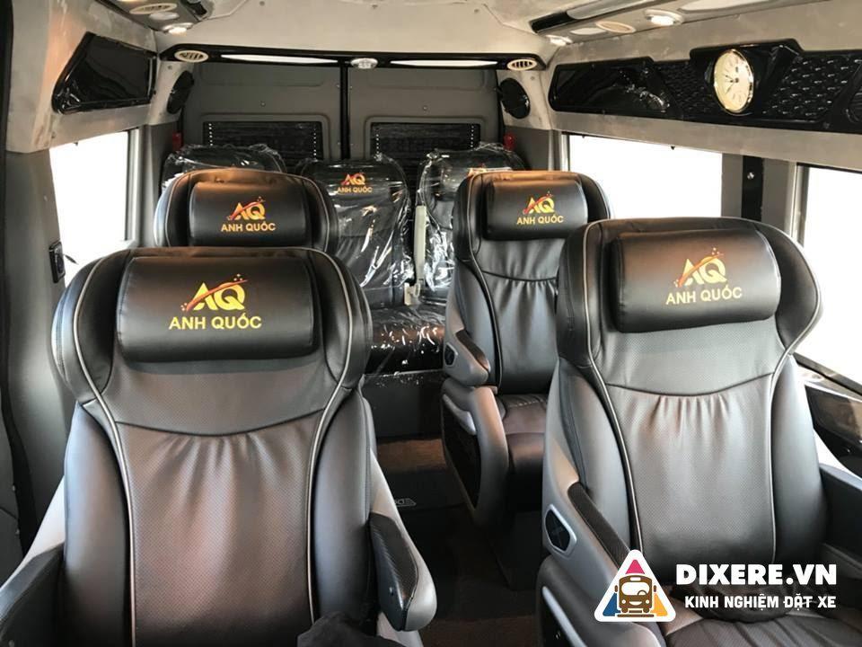 Xe Limousine Sài Gòn Vũng Tàu