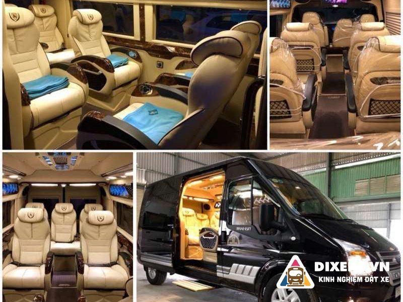 Xe Limousine Quảng Ninh Thanh Hóa