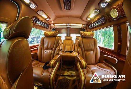 Xe Limousine Hải Vân
