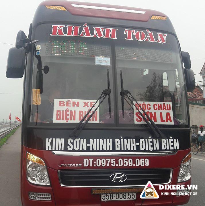 Xe Limousine đi Ninh Bình