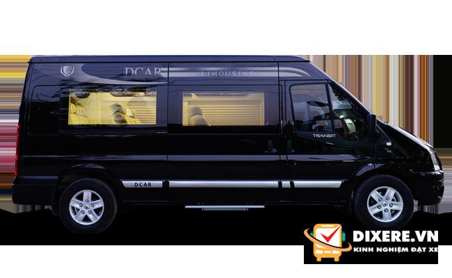 Limousine Du Lich Sapa - Nhà xe Limousine Daily