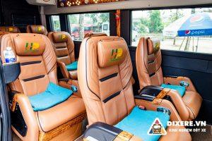 Xe limousine Hà Nội Yên Bái – Top 3 nhà xe chất lượng, uy tín