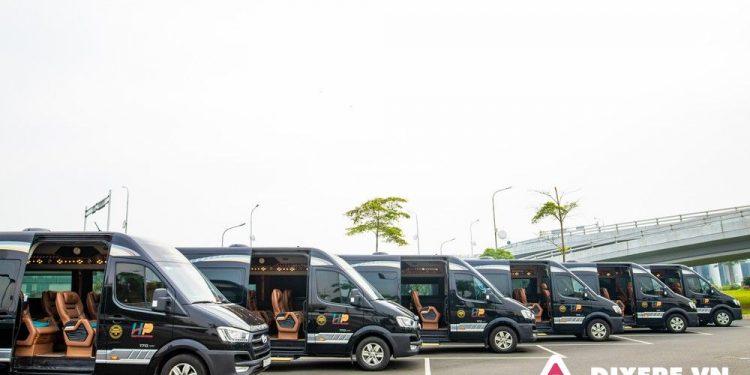 Xe Limousine Hà Nội Đi Sapa – Top 10+ Nhà Xe Uy Tín, Chất Lượng