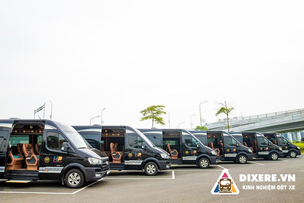 Limousine Hoàng Phú
