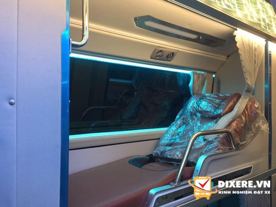 Xe giường nằm đi Đà Nẵng