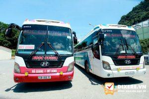 Đầy đủ thông tin về xe khách Cao Bằng đi Hà Giang