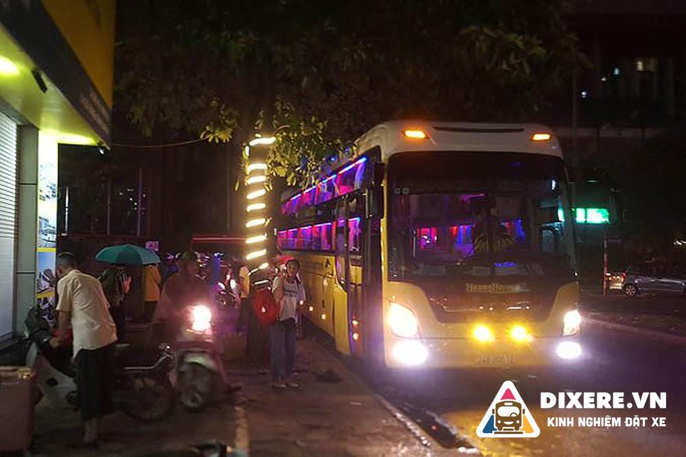 Xe Limousine Sài Gòn Cần Thơ