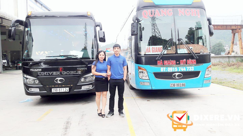 Xe đón Từ Sân bay Nội Bài đi Hà Giang