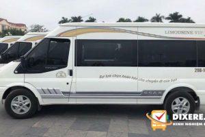 Xe limousine đi Thái Bình – TOP 5 nhà xe uy tín nên đi nhất