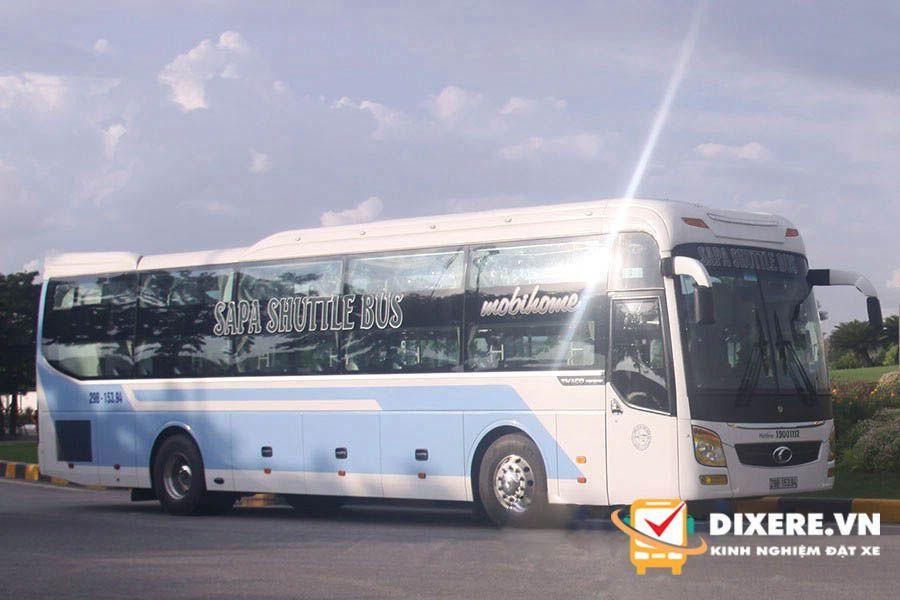 Xe Giuong Nam Shuttle Bus Result