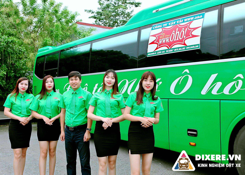 Xe Hà Nội Hải Phòng ô Hô 1