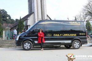 Xe Limousine Hà Nội – Sapa – Hữu Bình Limousine