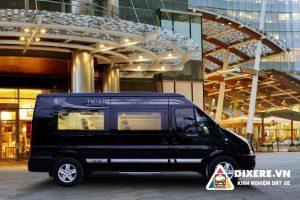 Xe Limousine Hải Vân – Dịch vụ cho thuê xe Limousine 9 chỗ tại TpHCM