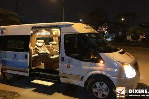 Xe Limousine Hà Nội – Ninh Bình – Tú Tài Limousine