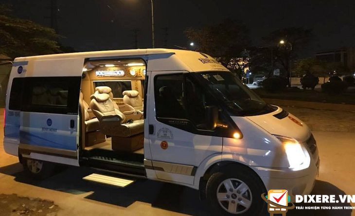 Xe Limousine Tu Tai Ha Noi Ninh Binh