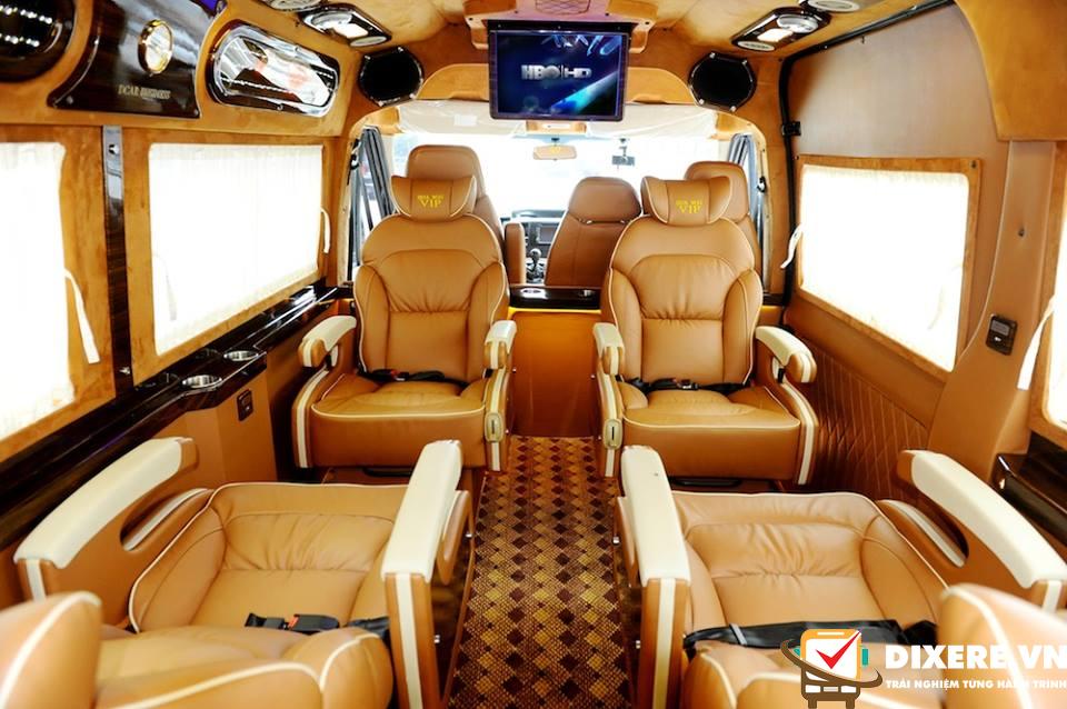 Xe Limousine Tu Tai Ha Noi Ninh Binh5