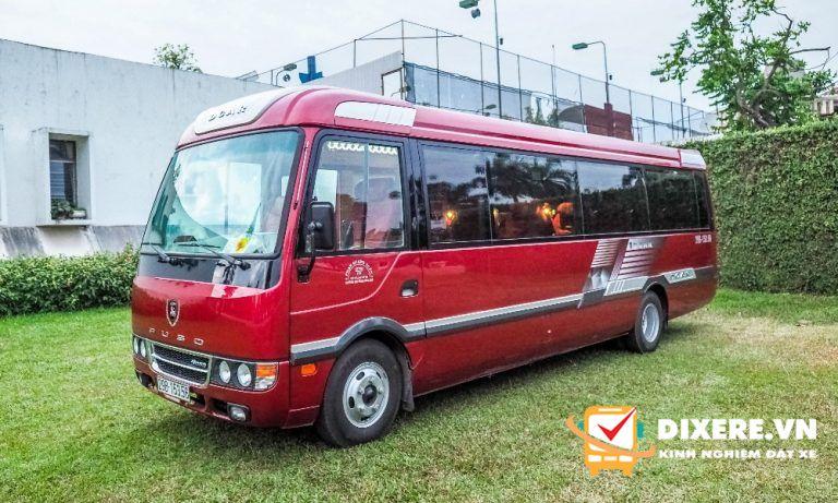 Xe Limousine Hà Nội đi Mộc Châu