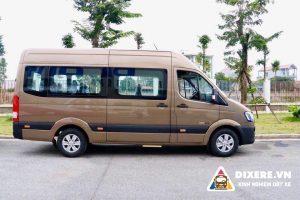 Mách bạn xe Limousine Nha Trang đi Quy Nhơn tốt nhất hiện nay