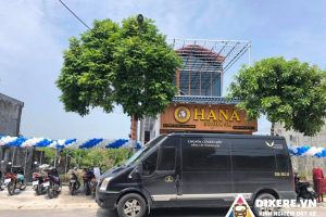 Xe Limousine Havana – Tuyến xe Limousine Hà Nội – Hải Hậu chất lượng