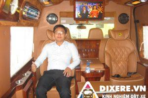 Tại sao bạn nên chọn Xe Limousine Thái Bình