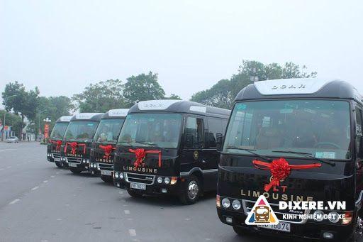 Xe Limousine Nam Định Hà Nội