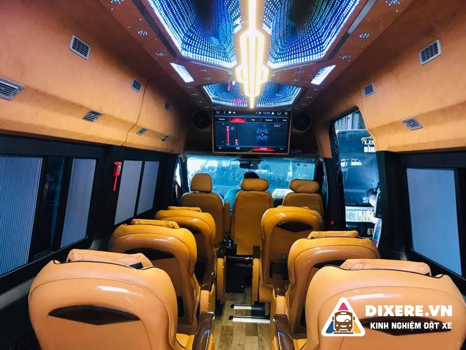 Limousine Hà Nội đi Thái Bình