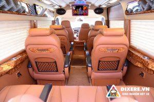 Xe Limousine 9 chỗ đi sapa – lựa chọn hoàn hảo cho hành trình nghỉ dưỡng