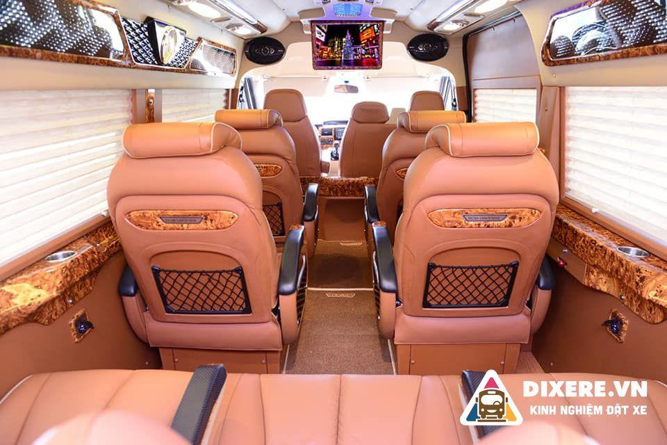 Xe Limousine Anh Khôi