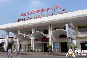 Kinh nghiệm đi xe từ bến xe Giáp Bát đến sân bay Nội Bài