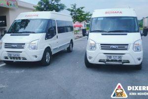 Giới thiệu về nhà xe Limousine Eco Sapa